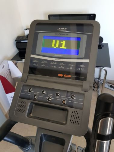Cross Trainer Machine