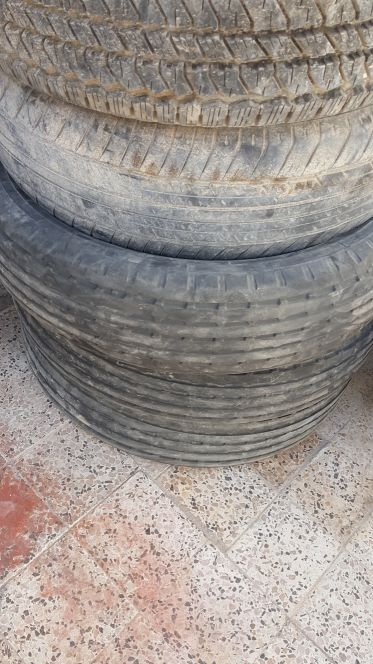 rims and landcruiser tyres new