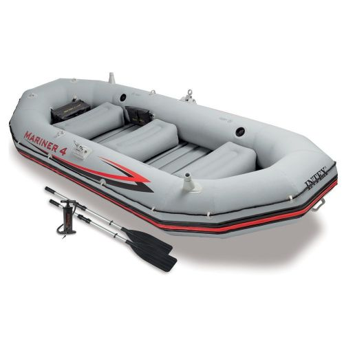 for sale Intex mariner 4 inflatable boat