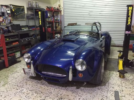 1965 ford Shelby Cobra replica