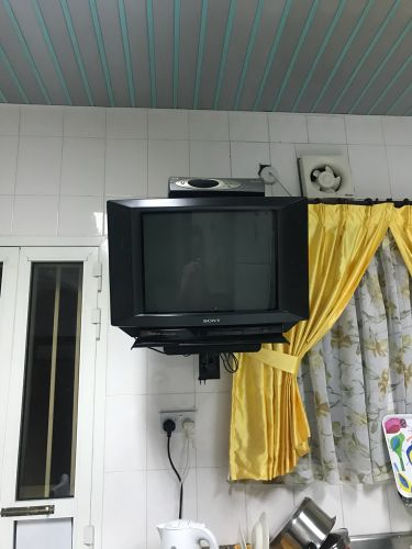 Old TV Sony