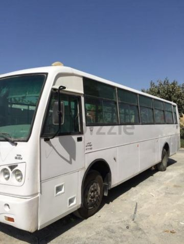TaTa bus for rent 66 Seats
