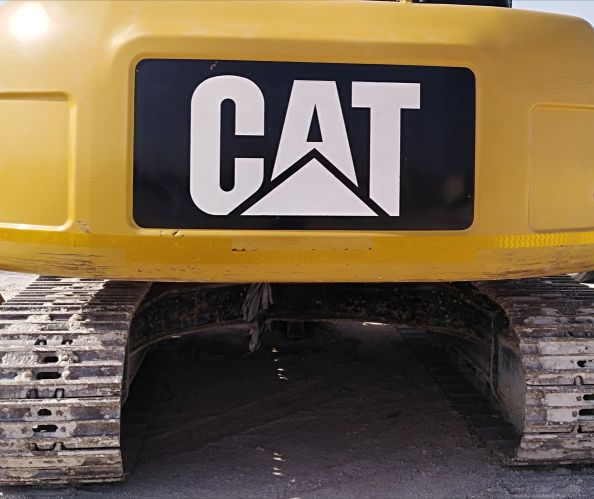 For Rent Cat 320DL
