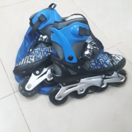 wheel skating shoes not use for sale