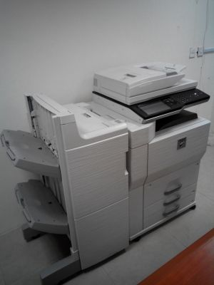 Sharp mxm623n bw heavy duty copier
