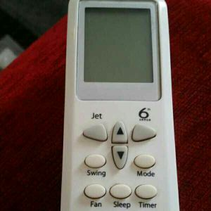 Whirlpool remote AC for sale