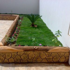 Agriculture and garden decoration