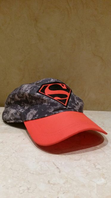 ORIGNAL SUPERMANS CAP