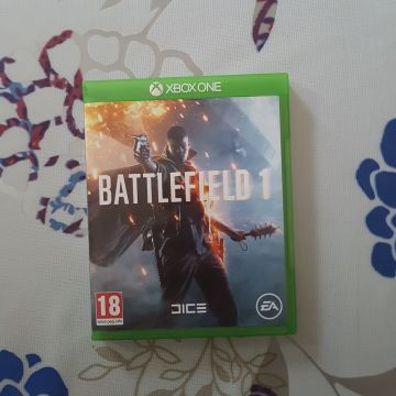 Battlefield 1 for Xbox 1 for sale