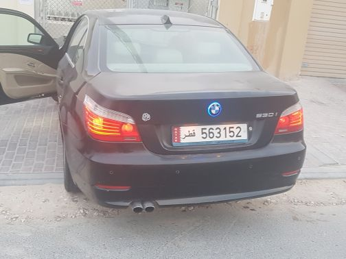 bmw 530i 2009 full option