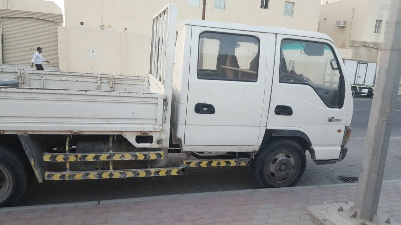 JAC 3 TON PICKUP (TRUCK) FOR SALE