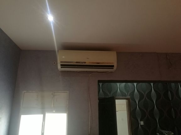 for sale split a/c media very good