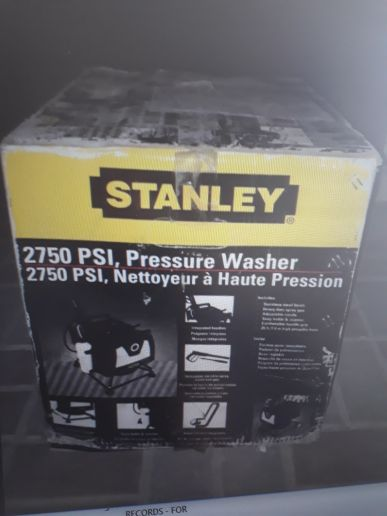 stanley pressure washer for sale
