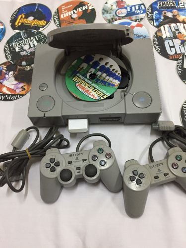 PS1 with 20Cds