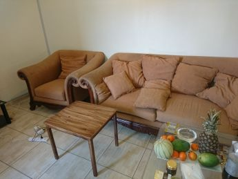 saloon furniture good condition