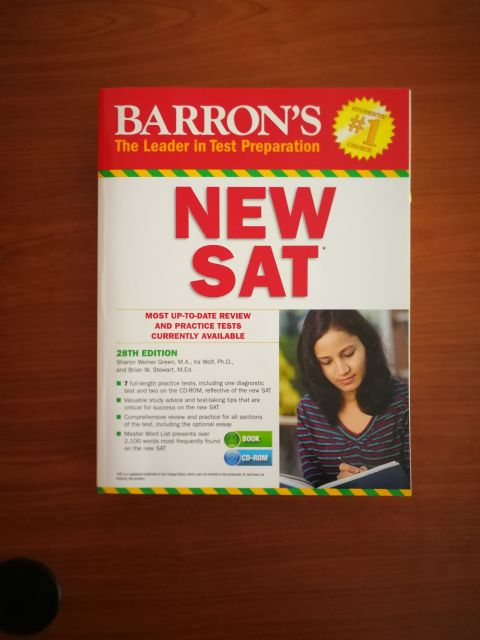 NEW SAT 28th Edition