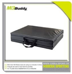 Md Buddy Exercise Mat Folded Black