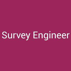 Land survey engineer 14 yrs experience