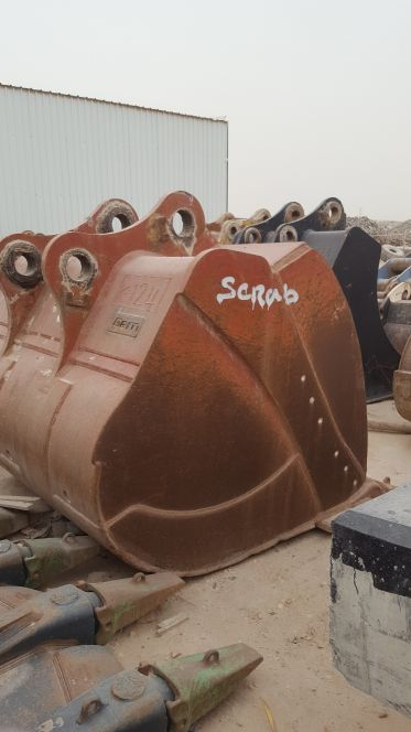 excavator bucket hitachi 870