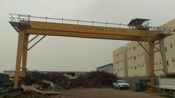 Goliath crane for sale