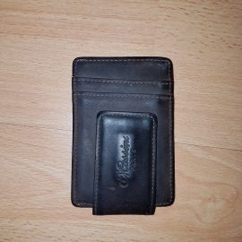 genuine horse leather wallet