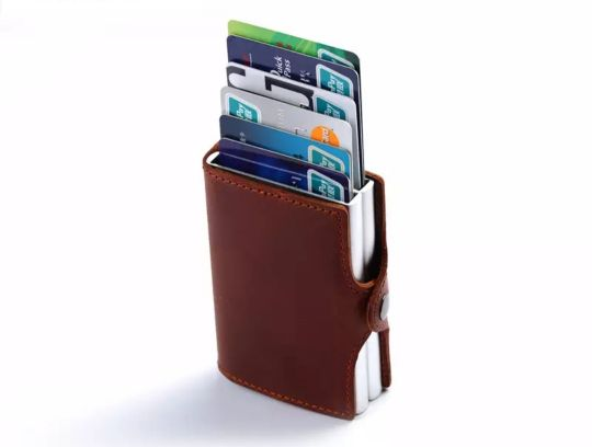 wallet for cards and cash