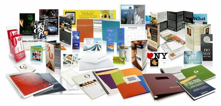all kind printing services