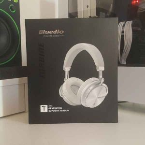 New Bludio T4S White