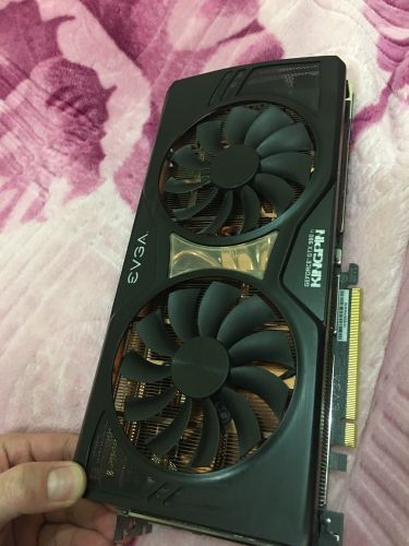 EVGA GeForce 980Ti