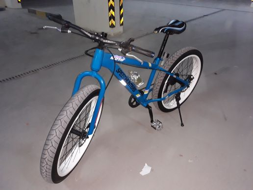 Fat Bicycle