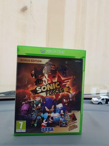 sonic forces for sale 55 Qr