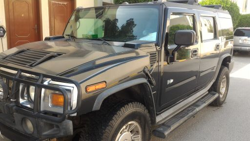 Hummer H2 in great condition