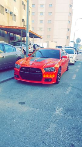 dodge charger srt 2013