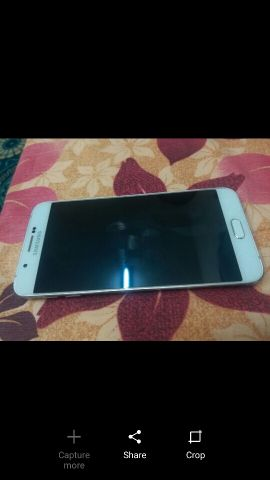 Samsung Galxey A8...New mobile