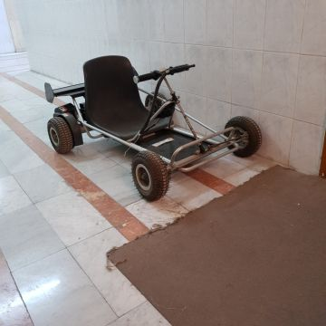 For Sale: Electric Go Cart