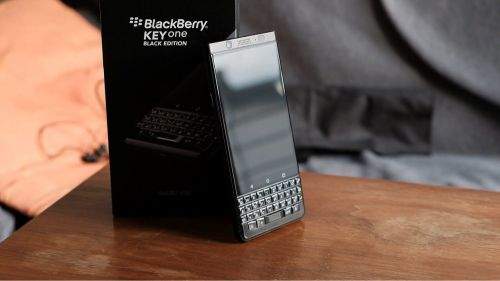 Black edition BB