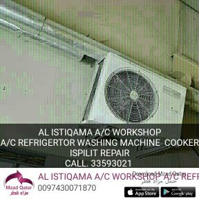 aircondition mentanence  and services an