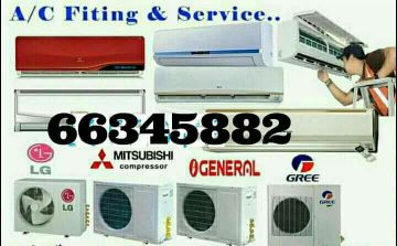 Ac selling, fixing, service, repair, gas