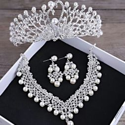 Wedding Crown set