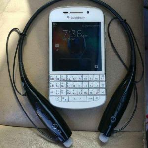 Q10 and LG wireless headset sale
