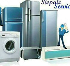 Ac Fridge Wadhing Machine Service in Qat