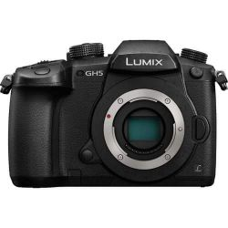 New ! Panasonic Lumix GH5 body only