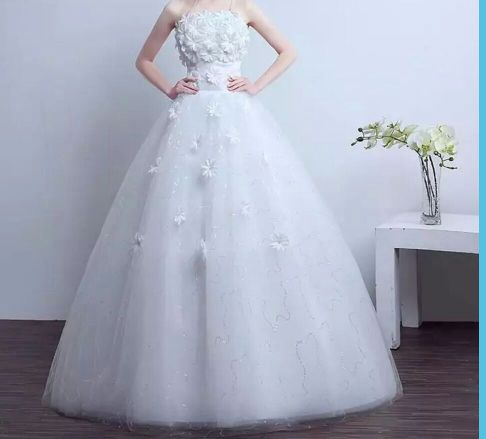 wedding dress (new)sale