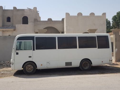 For sale Civilian bus (without Engine)