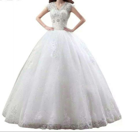 Wedding Dress for Sale . Please  contact