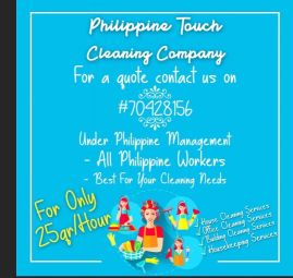 Philippinestouch cleaning company