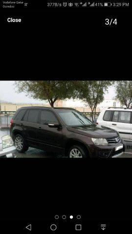 Suzuki grand vitara 2013 for sale