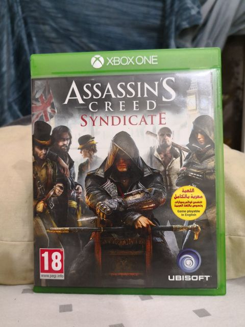 assassin's xbox