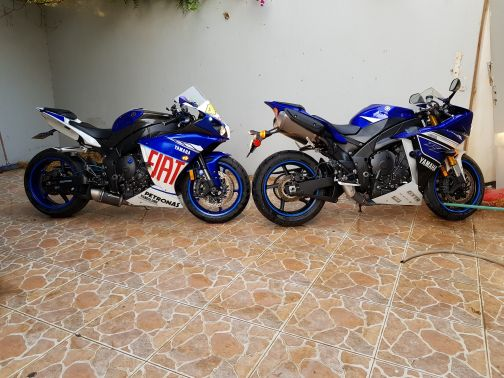 yamaha r1 limited edition