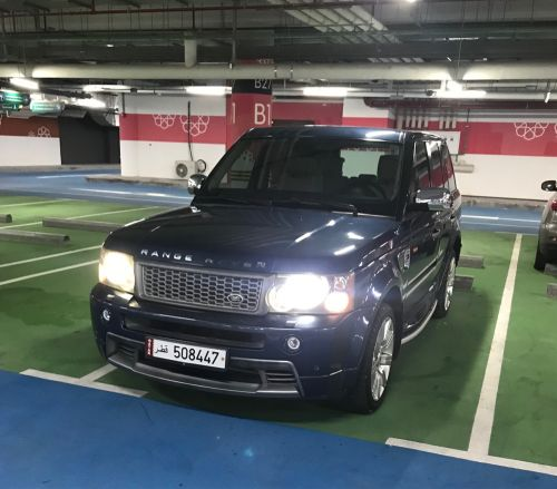 Range rover for sa